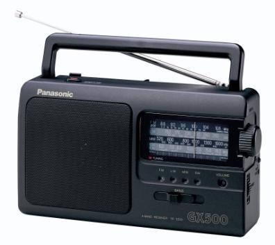 Panasonic RF-3500E9-K 1