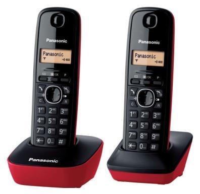 Panasonic KX-TG1612SPR 1