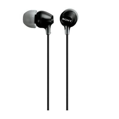 Sony MDR-EX15LPB Negro