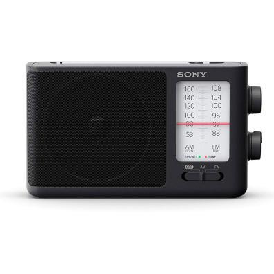 Sony ICF-506 Negro