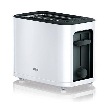 Braun PurEase Toaster HT 3000 WH