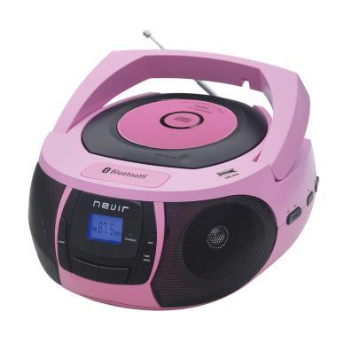 Nevir NVR-481UB Rosa Bluetooth