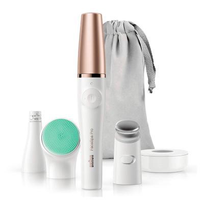 Braun Cuidado personal FaceSpa Pro 913 Blanco, Bronce
