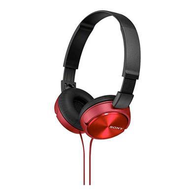 Sony MDR-ZX310AP Rojo
