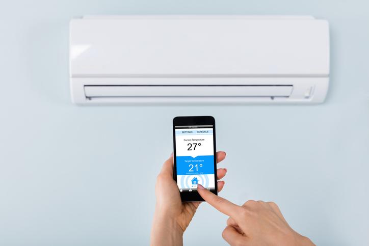 aire acondicionado daikin con conexion wifi