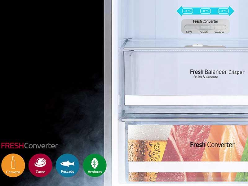 Cajón Fresh Converter