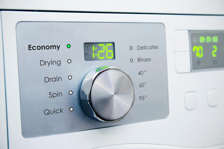 lavadora display LED