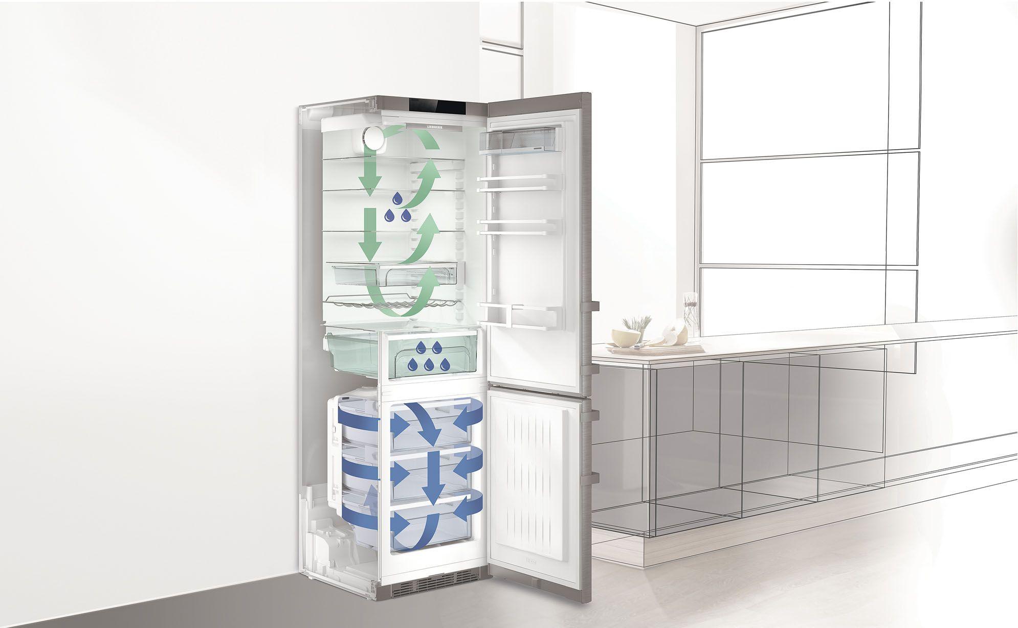 frigorífico duo cooling