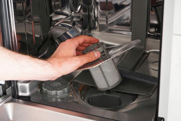 filtro lavavajillas