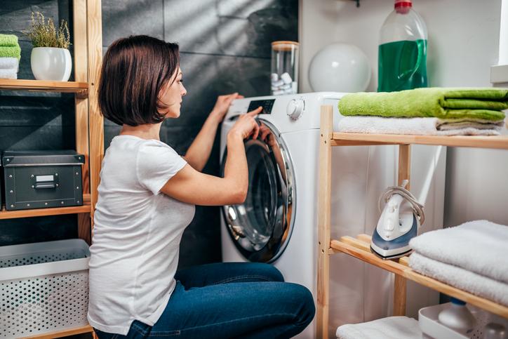 funcion inicio diferido lavadora Fagor