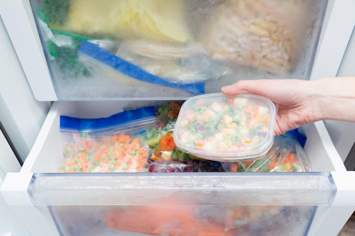 frigorífico congelación rápida