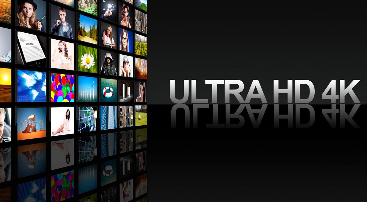 Ultra HD 4K